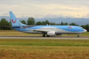Boeing 737-8BK/WL