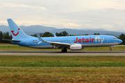Boeing 737-8K5/W (OO-JAX)