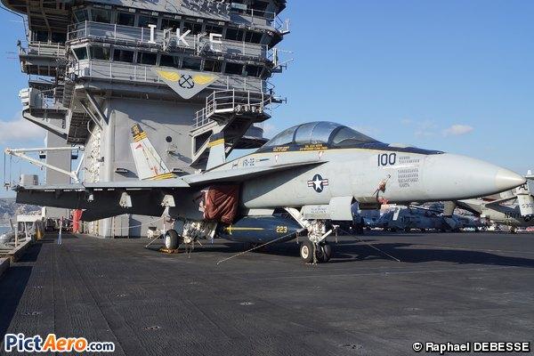 McDonnel Douglas/Boeing F/A-18F Super Hornet (US NAVY)
