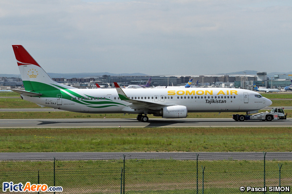 Boeing 737-93Y/ER (Somon Air)