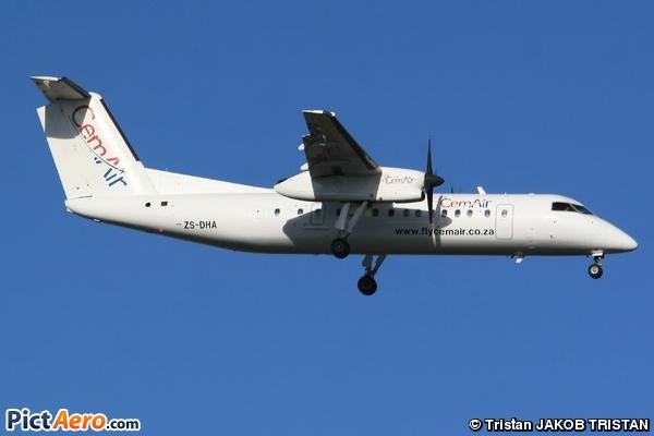 De Havilland Canada DHC-8-311Q Dash 8 (CemAir)