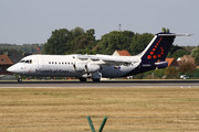 British Aerospace Avro RJ100 (OO-DWK)