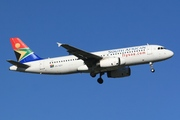 Airbus A320-232 (ZS-SZY)
