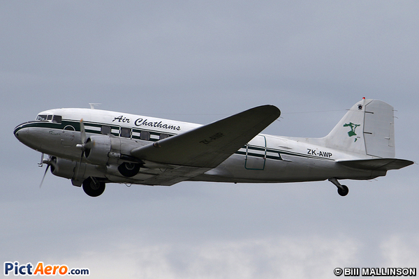Douglas DC-3C (Air Chathams)
