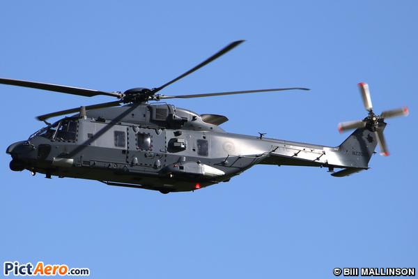 NH Industries NH-90 TTH (New Zealand - Royal New Zealand Air Force (RNZAF))