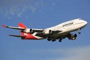 Boeing 747-48E (VH-OEB)