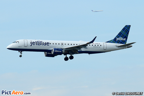 Embraer ERJ-190IGW (ERJ-190-100IGW) (JetBlue Airways)