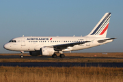 Airbus A318-111 (F-GUGR)