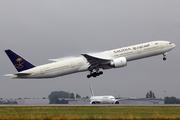 Boeing 777-368/ER (HZ-AK27)