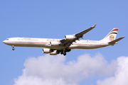 Airbus A340-642 (A6-EHF)