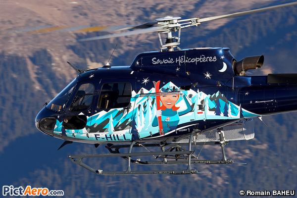 Aérospatiale AS-350 B3 Ecureuil (Savoie Hélicoptères)