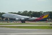 Boeing 747-419(BDSF) (HL7620)