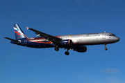 Airbus A321-211 (VP-BTL)