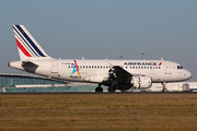 Airbus A319-112 (F-GRXM)