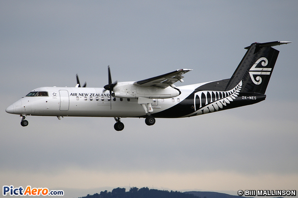 De Havilland Canada DHC-8-311Q Dash 8 (Air New Zealand Link (Air Nelson))