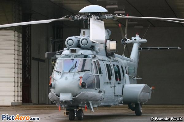 Eurocopter EC-725 Caracal (France - Air Force)