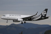 Airbus A320-232(WL) (ZK-OXC)