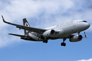 Airbus A320-232(WL) (ZK-OXM)
