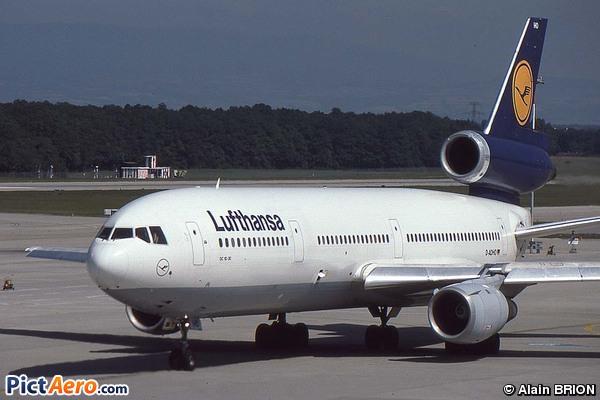 McDonnell Douglas DC-10-30 (Lufthansa)
