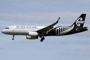 Airbus A320-232(WL) (ZK-OXD)