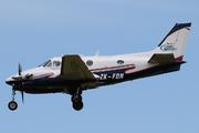 Beech C90A King Air  (ZK-FDN)
