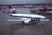 Boeing 737-55D (SP-LKE)