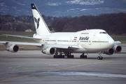 Boeing 747SP-86