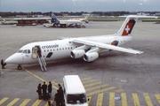BAe-146-300 (HB-IXY)