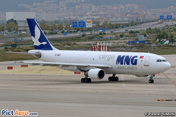 Airbus A300-605RF (MNG Airlines)