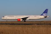Airbus A321-232 (OY-KBF)