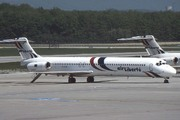 McDonnell Douglas MD-83 (DC-9-83) (F-GFZB)