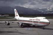 Boeing 747-2B6B (CN-RME)