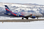 Airbus A320-214 - VP-BWD