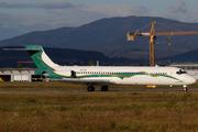McDonnell Douglas MD-87 (VP-CTF)