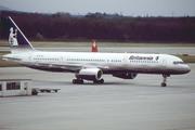 Boeing 757-204W (G-BYAH)