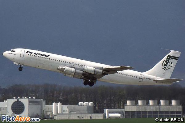 Boeing 707-3K1C (Air Afrique)