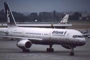 Boeing 757-2T7 (G-BYAM)