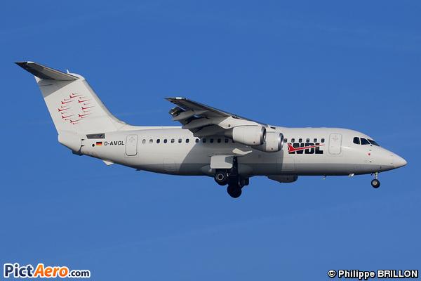 British Aerospace BAe 146-200A (WDL Aviation)