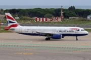 Airbus A320-232 (G-EUUU)