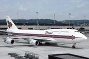 Boeing 747-4D7 (HS-TGK)