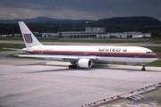 Boeing 767-322/ER (N643UA)