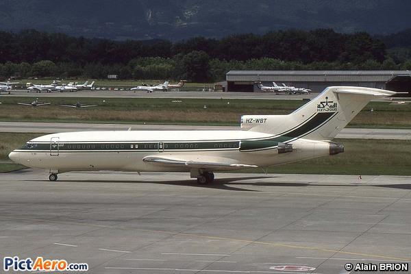 Boeing 727-95 (Kingdom Holding Company)