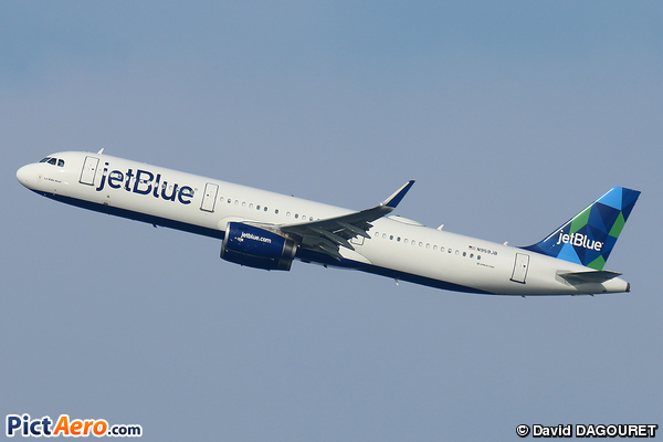 Airbus A321-231/WL (JetBlue Airways)