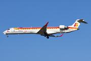 Bombardier CRJ-900 (EC-JTU)