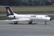 Tupolev Tu-134A-3 (HA-LBR)