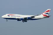 Boeing 747-436 (G-CIVW)