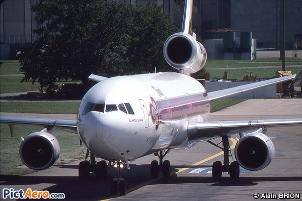 McDonnell Douglas MD-11/F (Thai Airways International)
