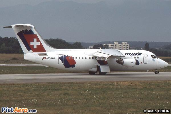 BAe-146 RJ85 (Crossair)