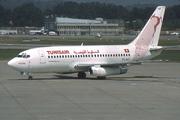 Boeing 737-2H3/Adv (TS-IOF)