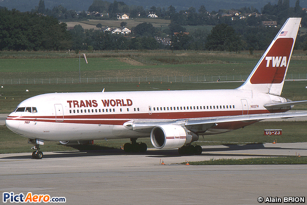 Boeing 767-231/ER (Trans World Airlines (TWA))